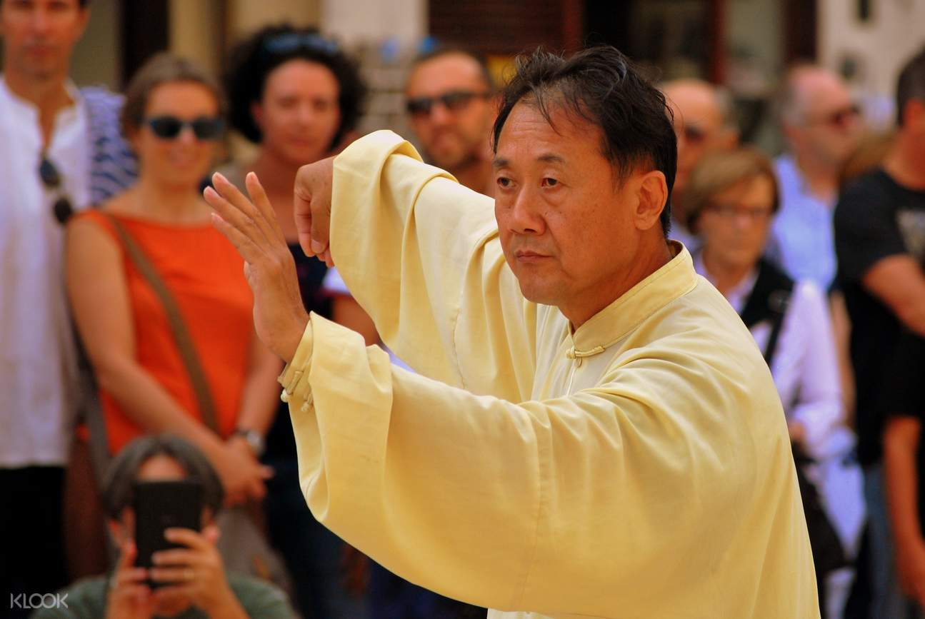 Beijing Classic Attractions and Tai Chi Full Day Tour