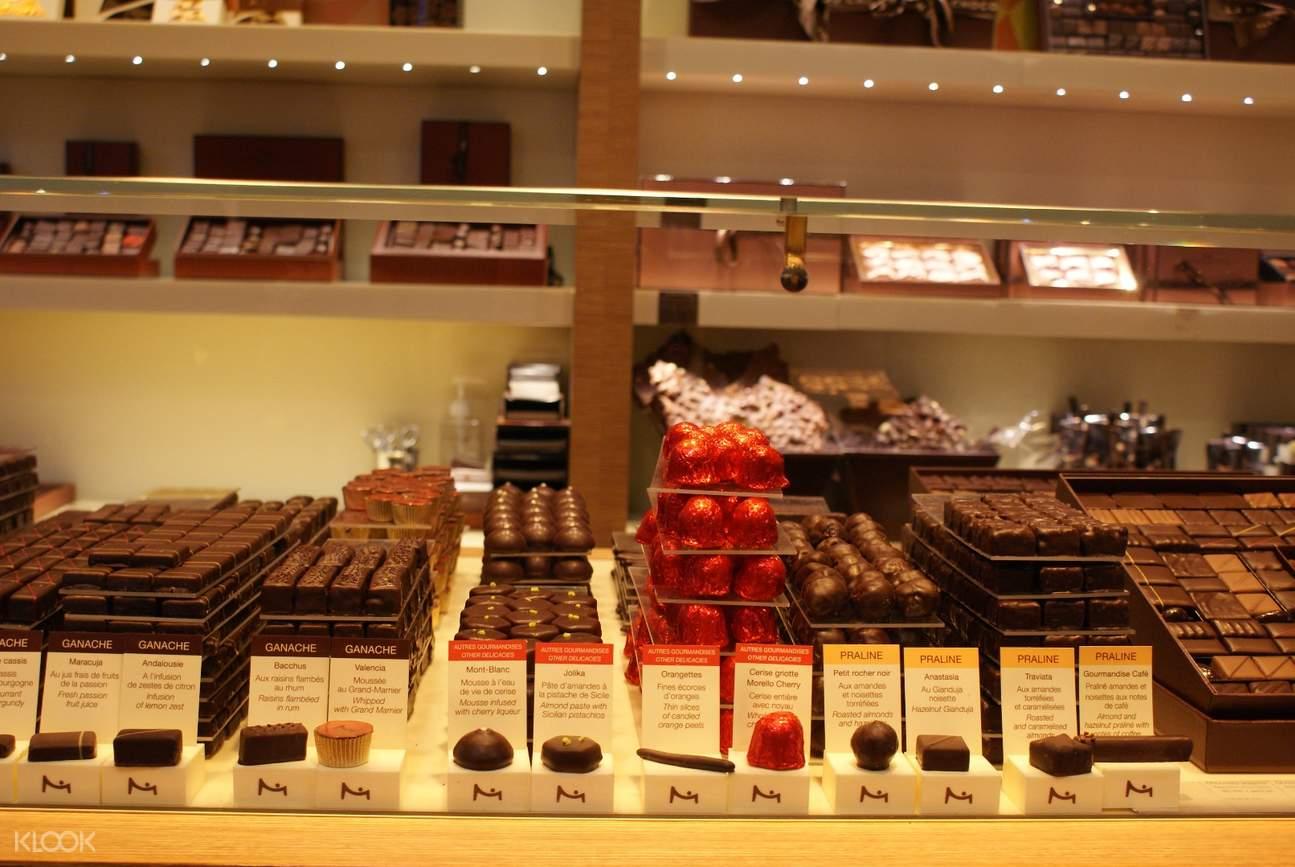聖日耳曼德佩區巧克力