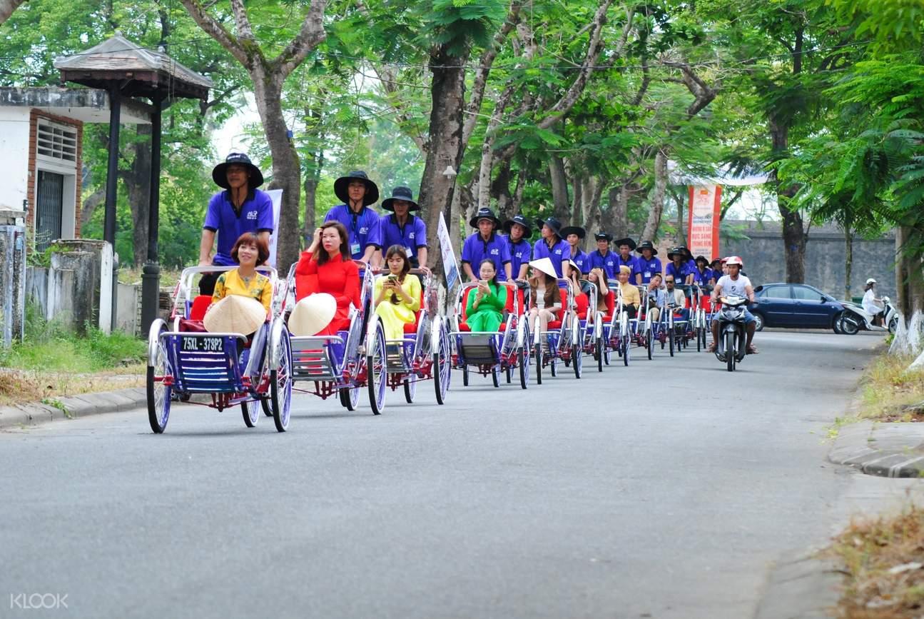 vietnam cyclo