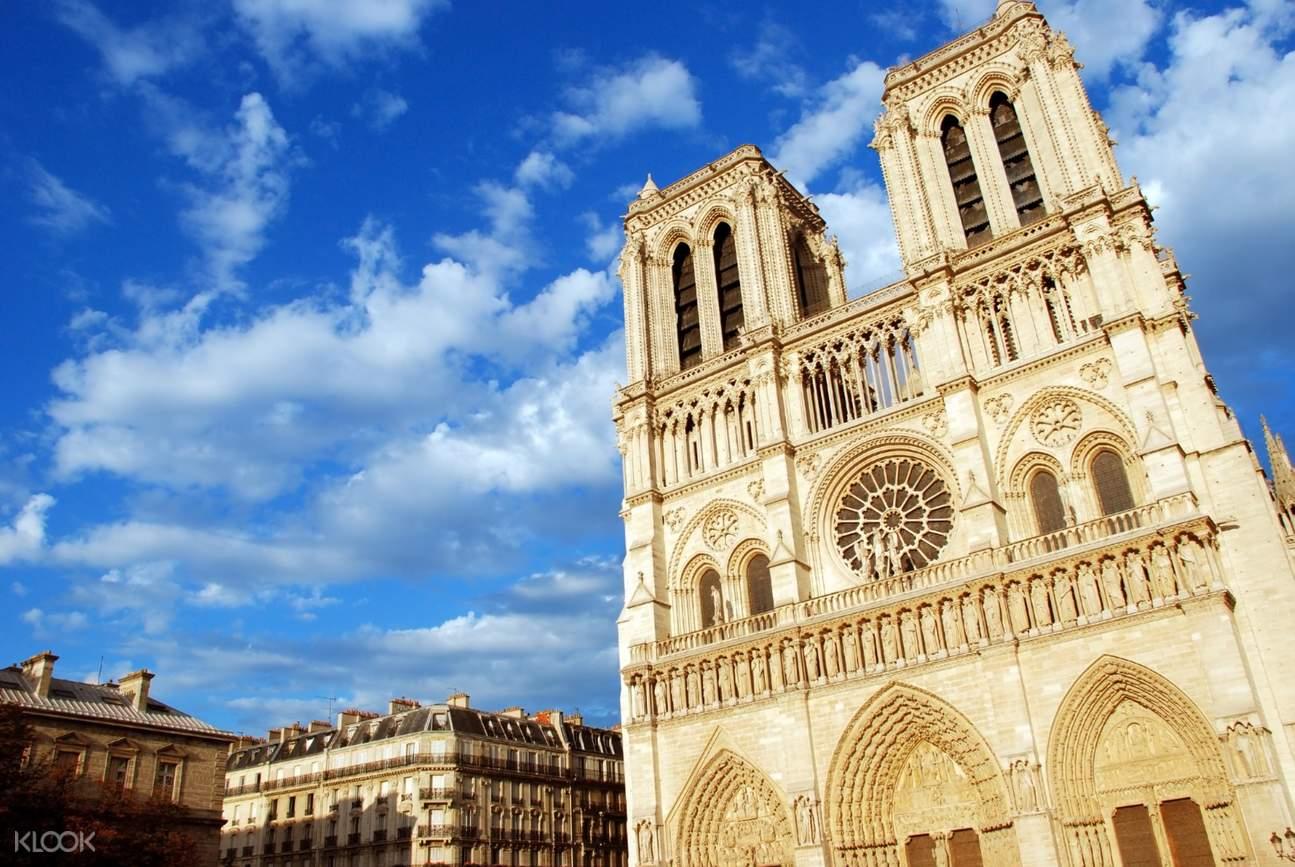 巴黎圣母院大教堂优先入场