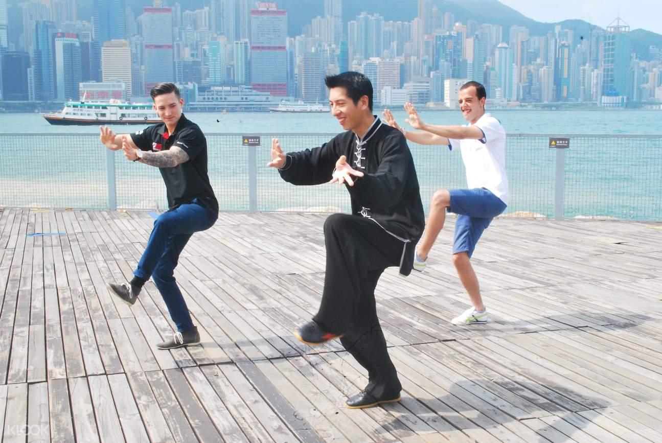 taichi lesson hong kong