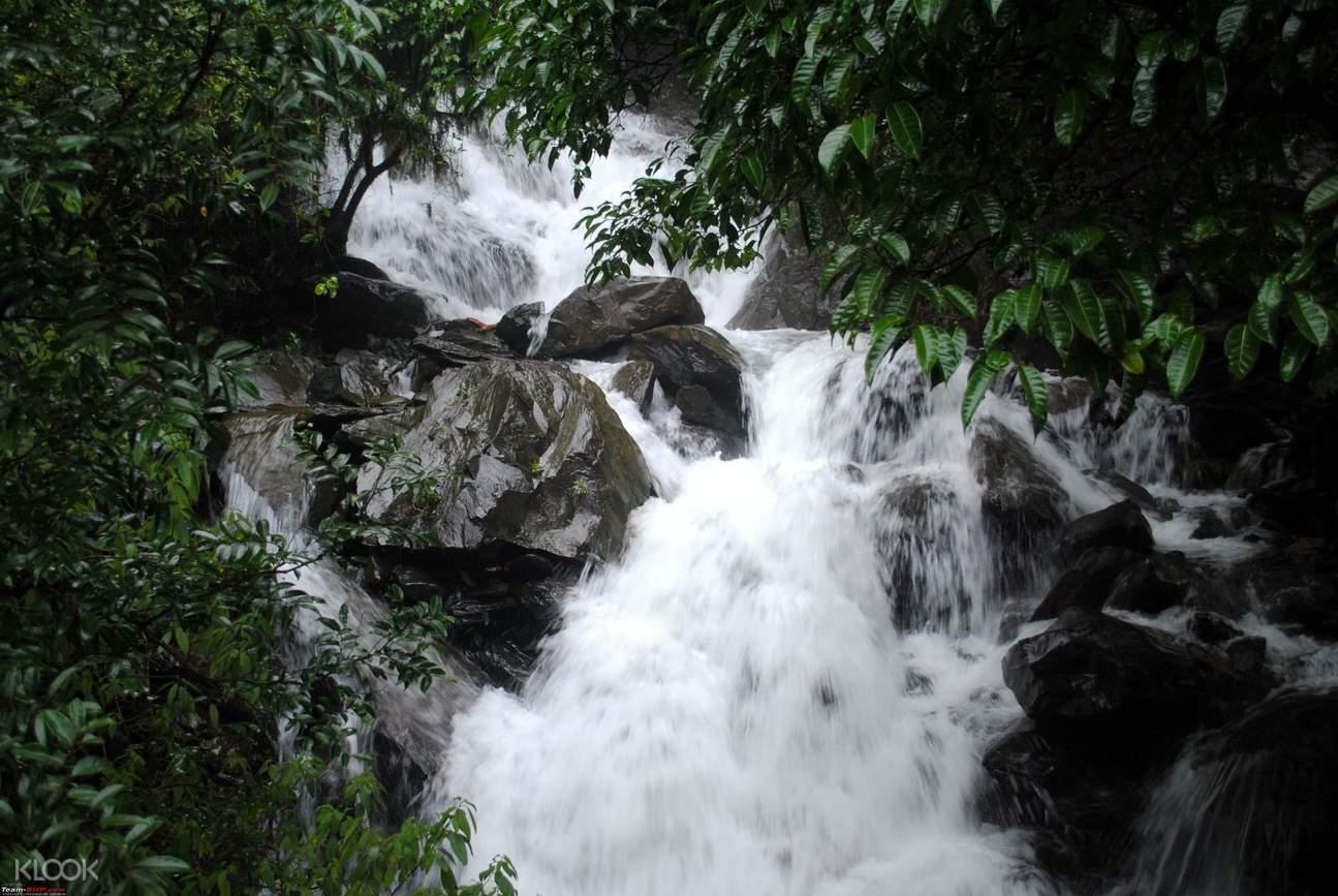 Magajahalli瀑布