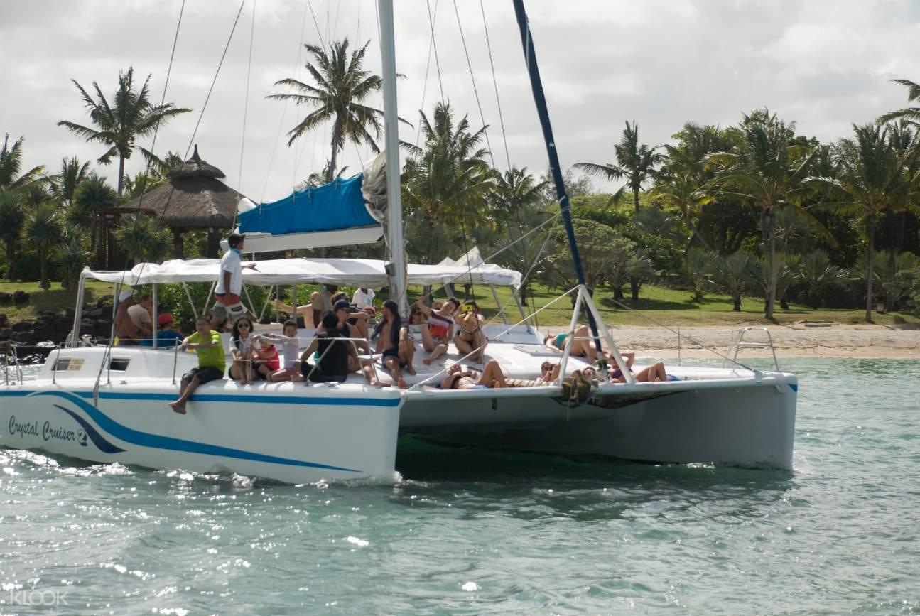 毛里求斯鹿岛,毛里求斯一日游,毛里求斯水上运动,毛里求斯鹿岛滑翔伞,毛里求斯自由行,鹿岛水上活动,毛里求斯海底漫步