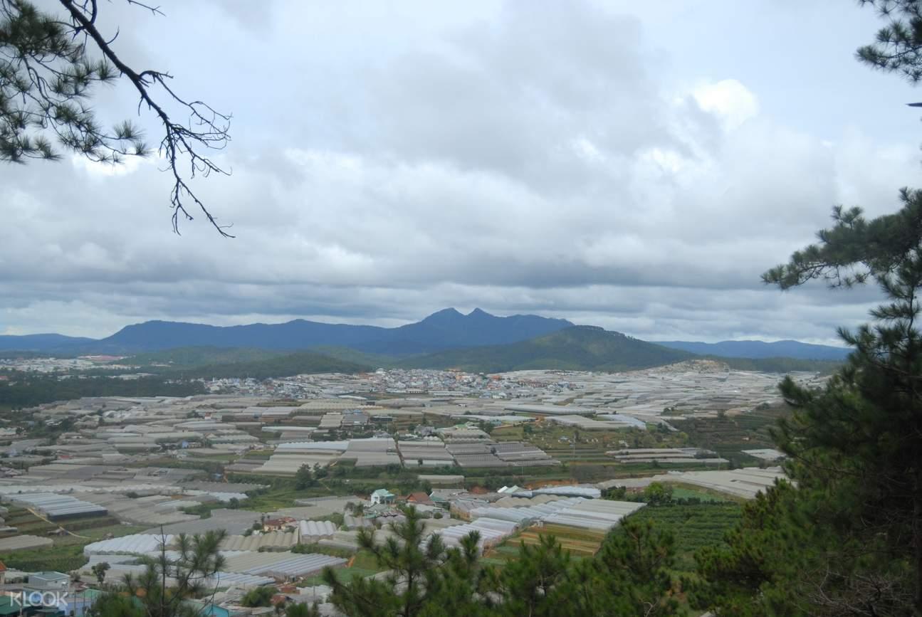 Lang Bian Mountain