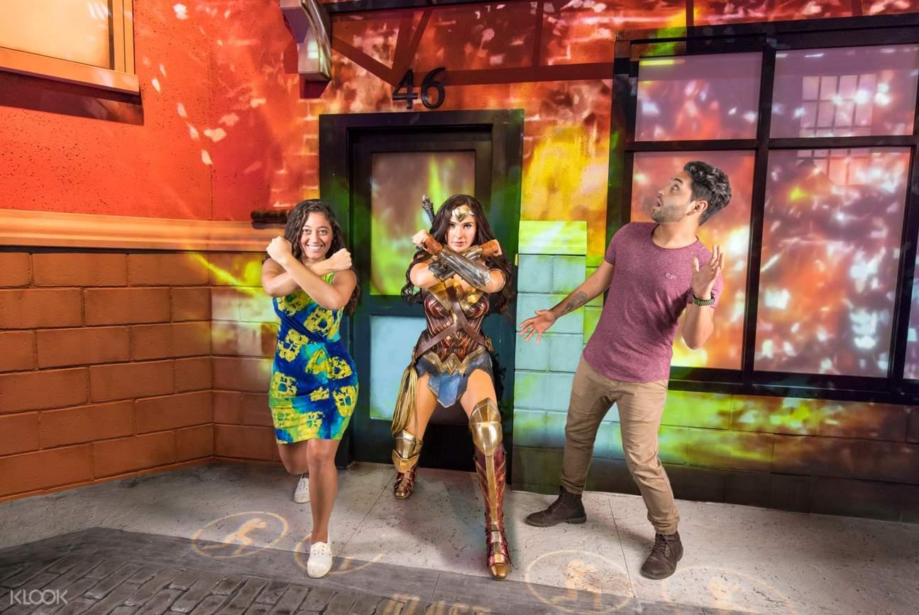 Madame Tussauds Wax Museum Orlando