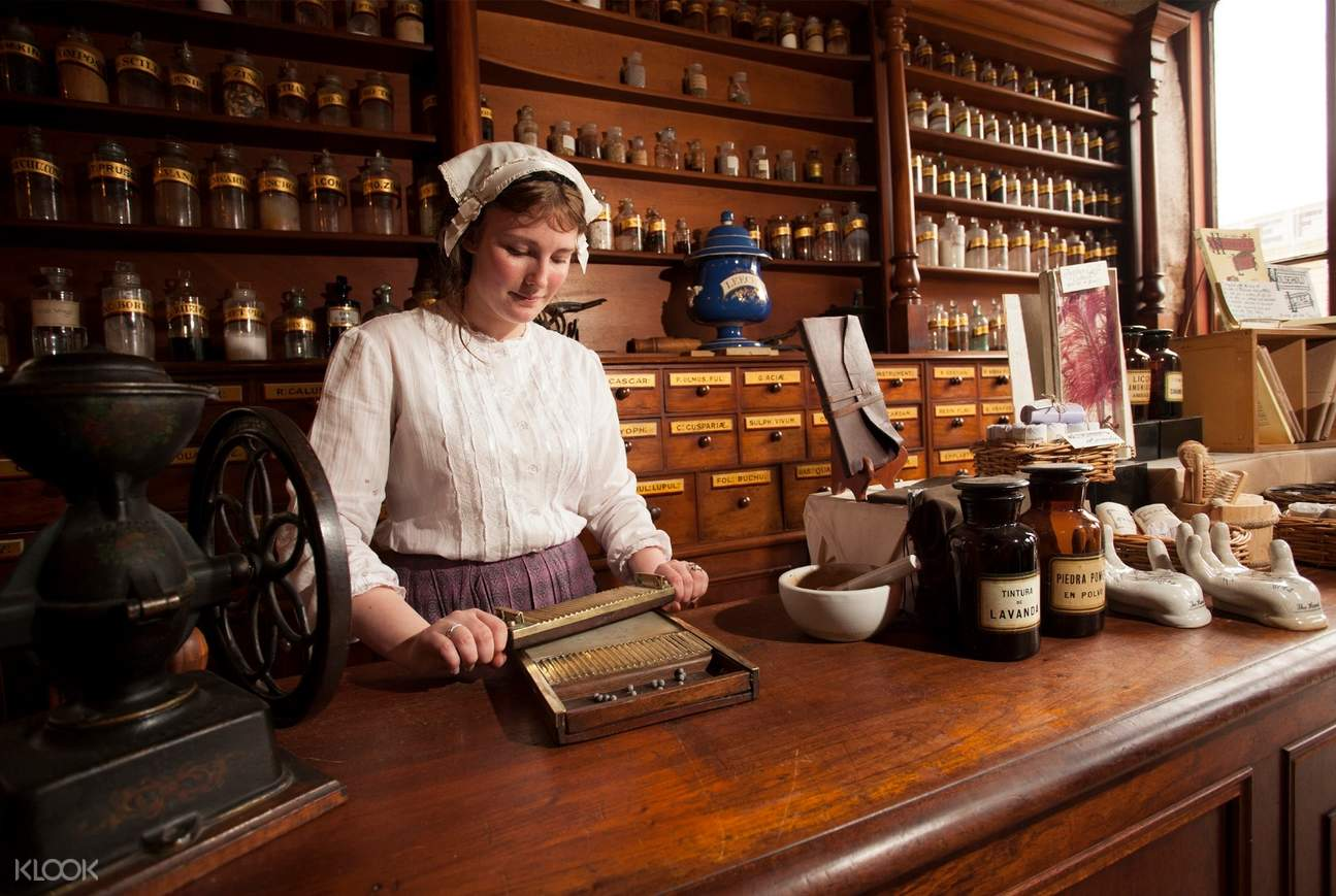 Sovereign Hill and Daylesford Tour