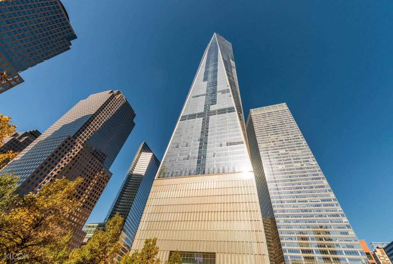 new york manhattan one world center