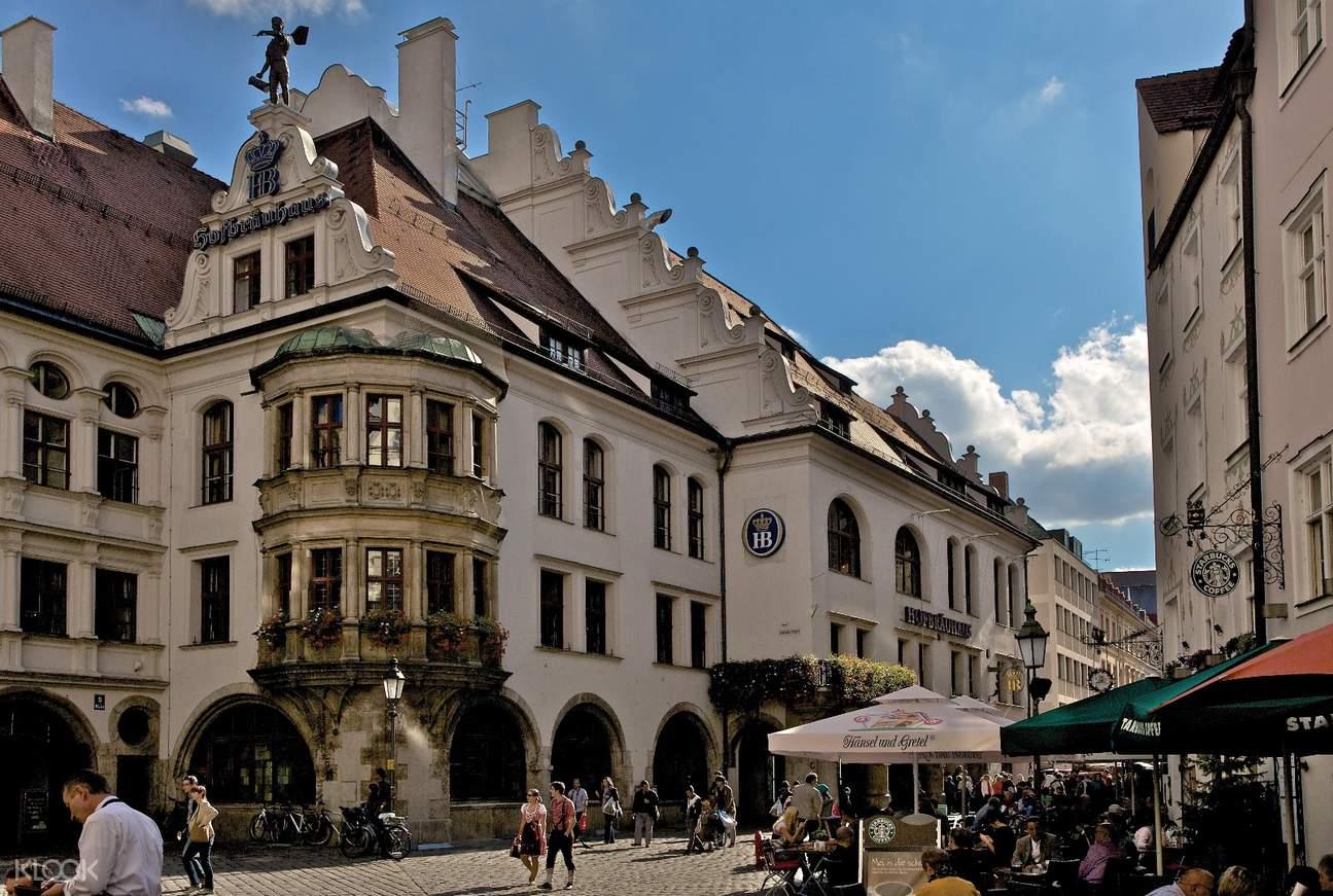 慕尼黑老城區