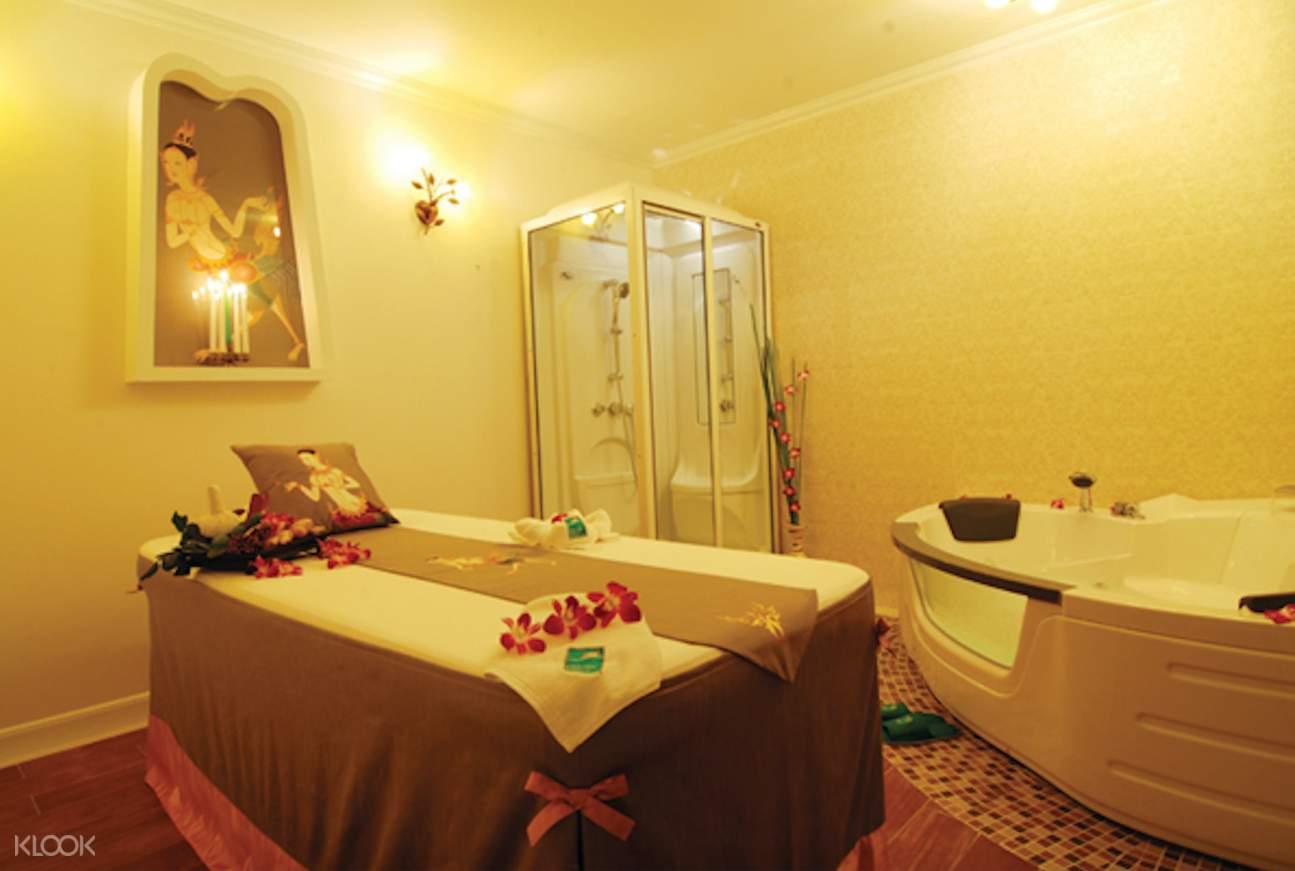 泰国 曼谷 Center point massage and spa