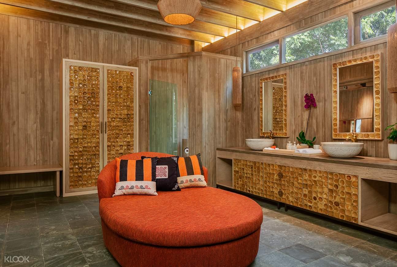 Phòng Jungle Rock Villa
