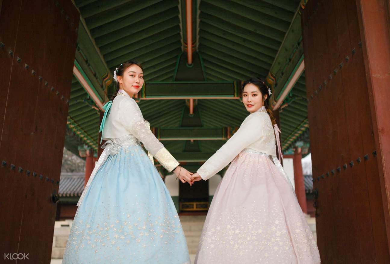 Hanboknam韩服 昌德宫分店