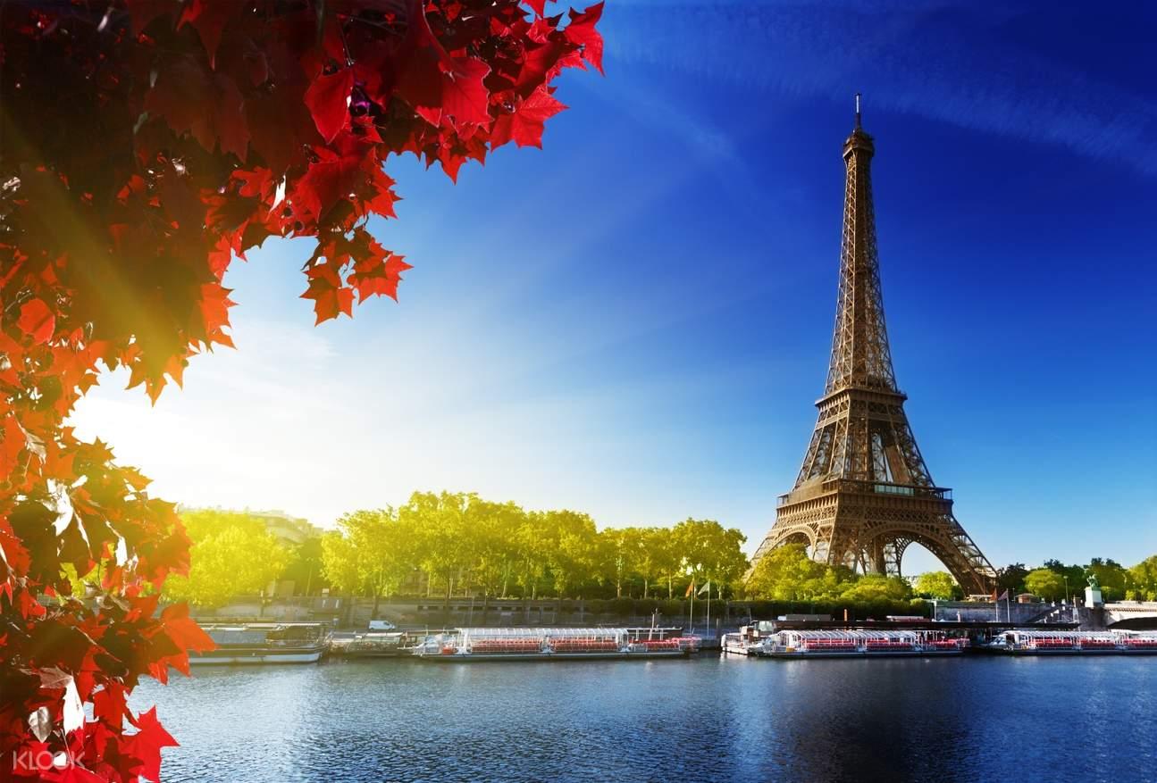 Paris tour from london