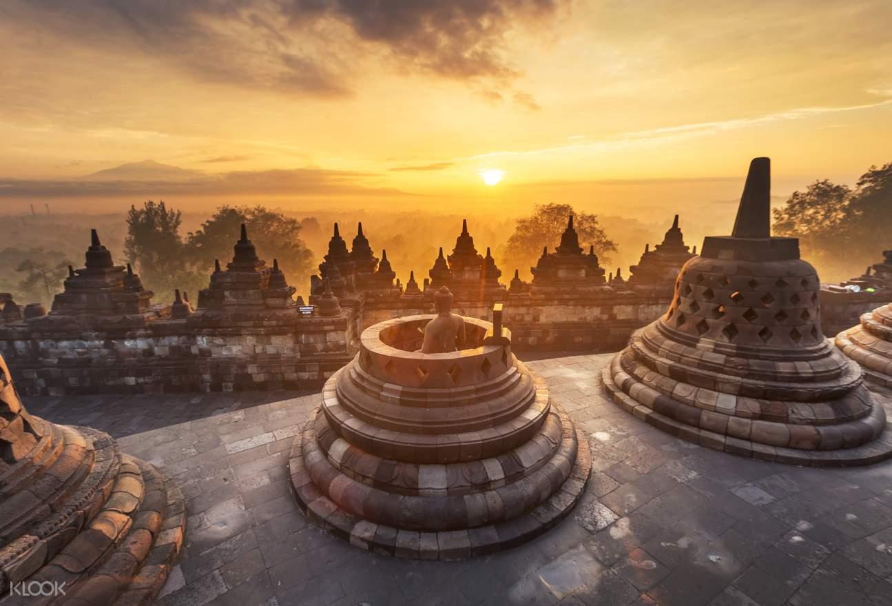 Yogyakarta sightseeing