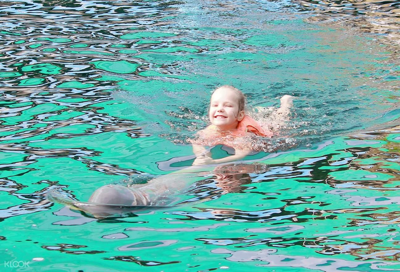 芭提雅海豚世界門票
