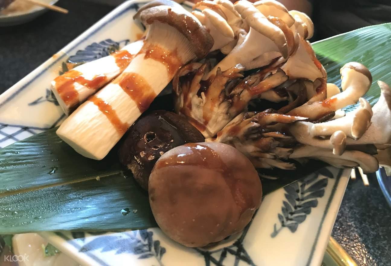 燒肉亭六歌仙超人氣日式烤肉放題- 新宿