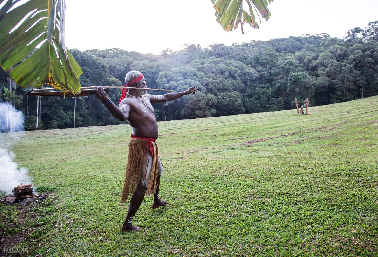 Rainforestation Park in Cairns