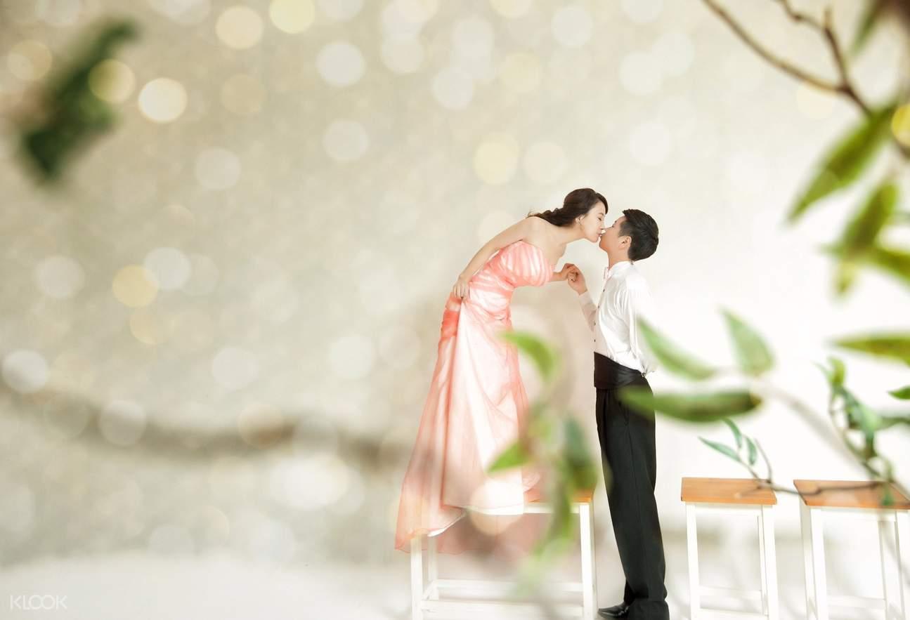 韓國吉安得婚紗攝影體驗