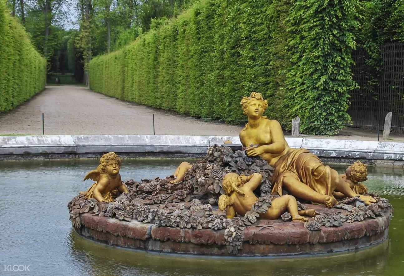 versailles sculptures