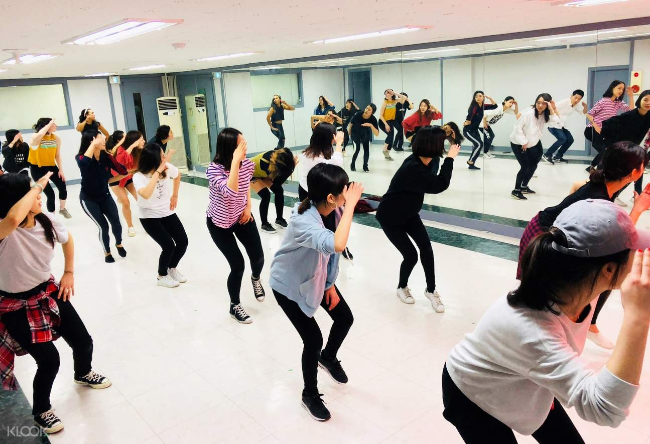 Seoul K-Pop Dance Class for Beginners by Fanxy Studio