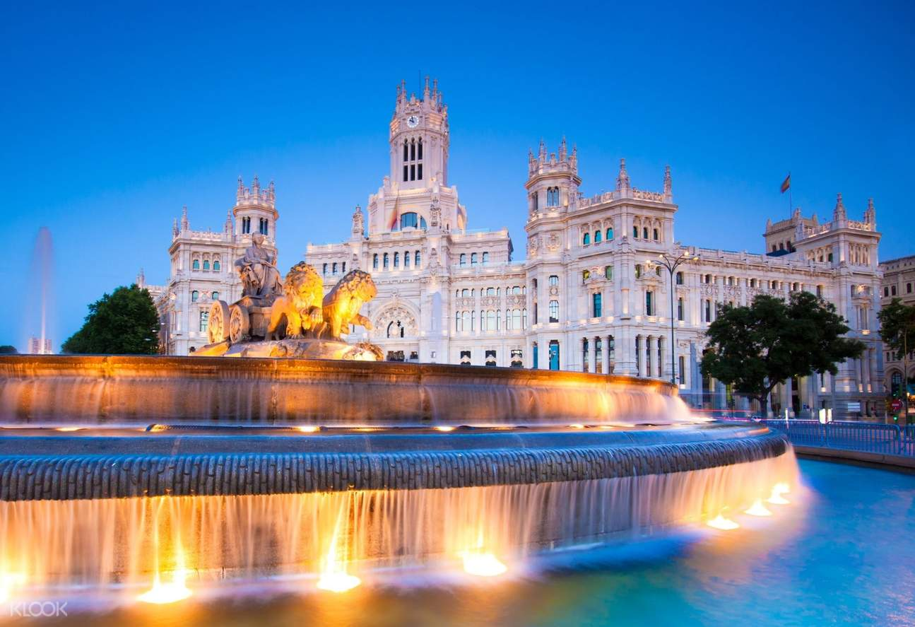madrid tourist attractions