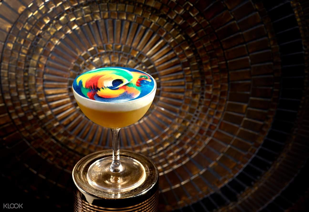 Harvest Queen Cocktail