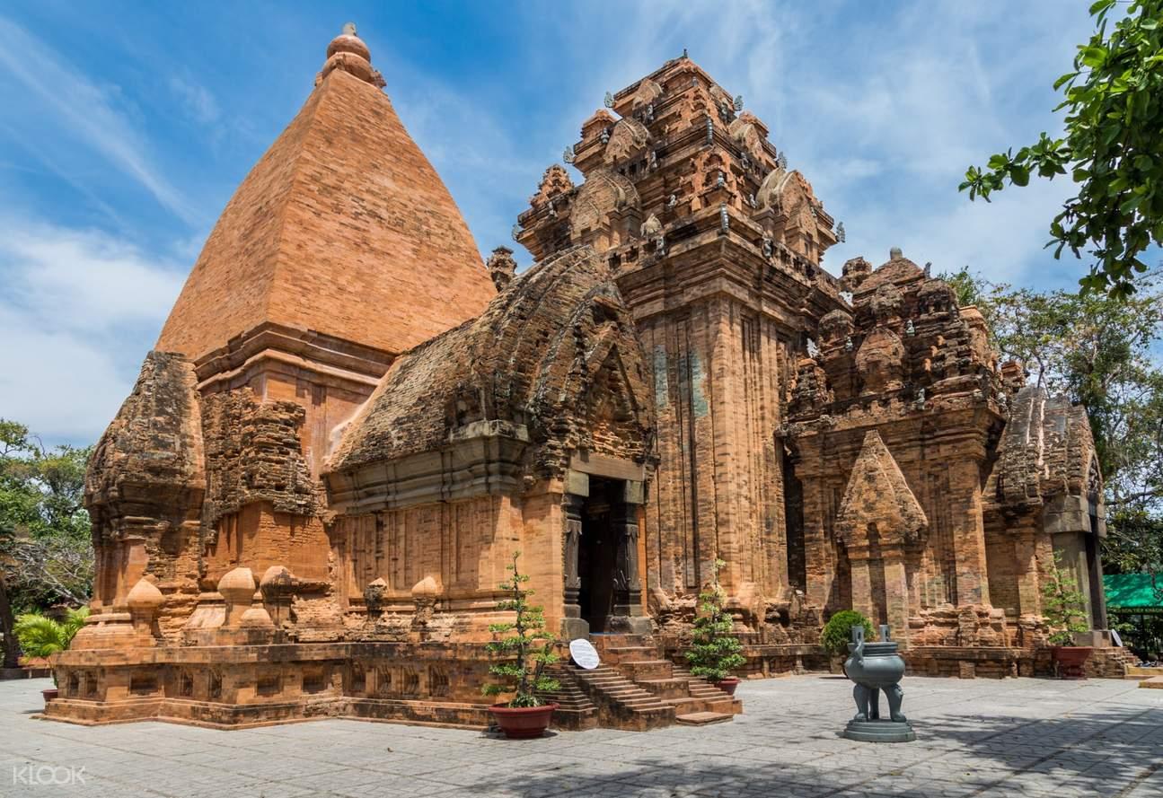 Cham Ponagar Temples Nha Trang