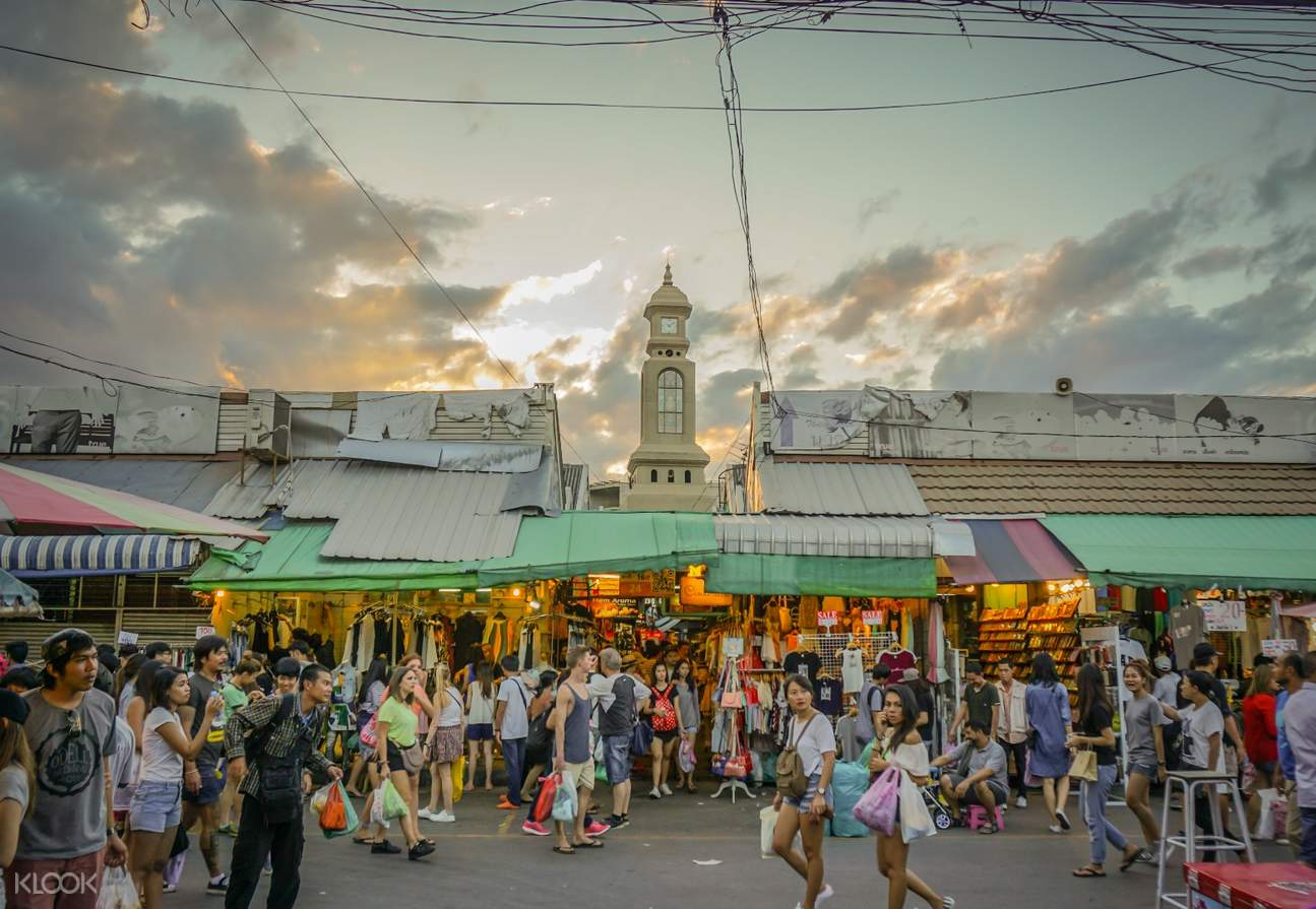 chatuchak weekend market tour