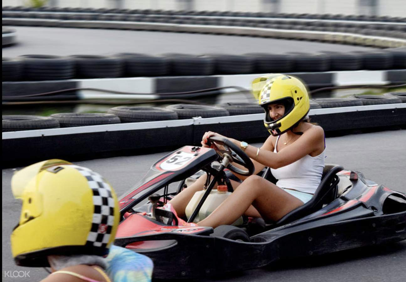 go kart racing easykart koh samui