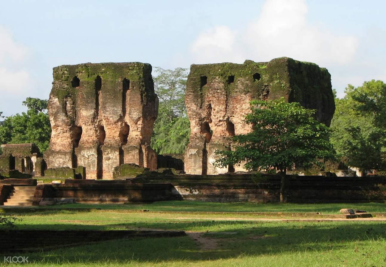 斯里蘭卡 錫吉里耶 波隆納魯沃古城 Polonnaruwa