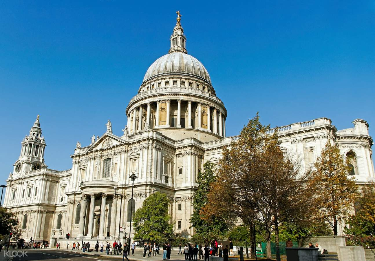 St. Paul's Cathedral exterior