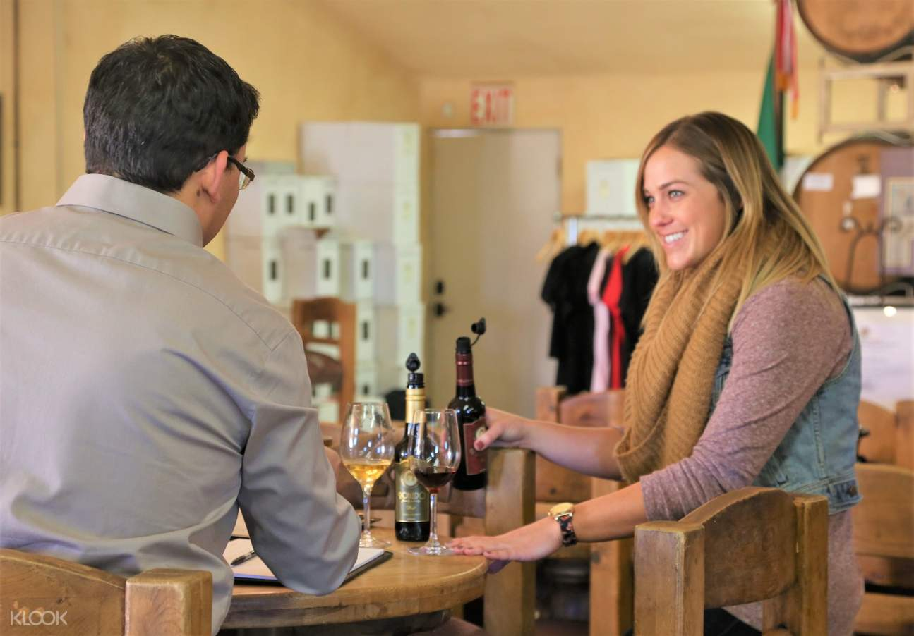 sonoma winery tours