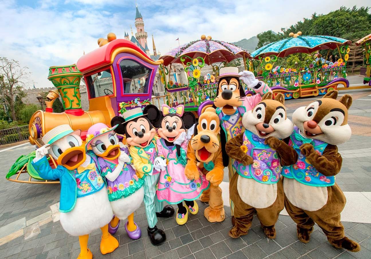 hong kong disney Now $260 (was $̶3̶7̶8̶) top amenities: #1 free wifi #2 restaurant #3 bar/lounge #4 room service #5 downtown hong kong disneyland hotel.