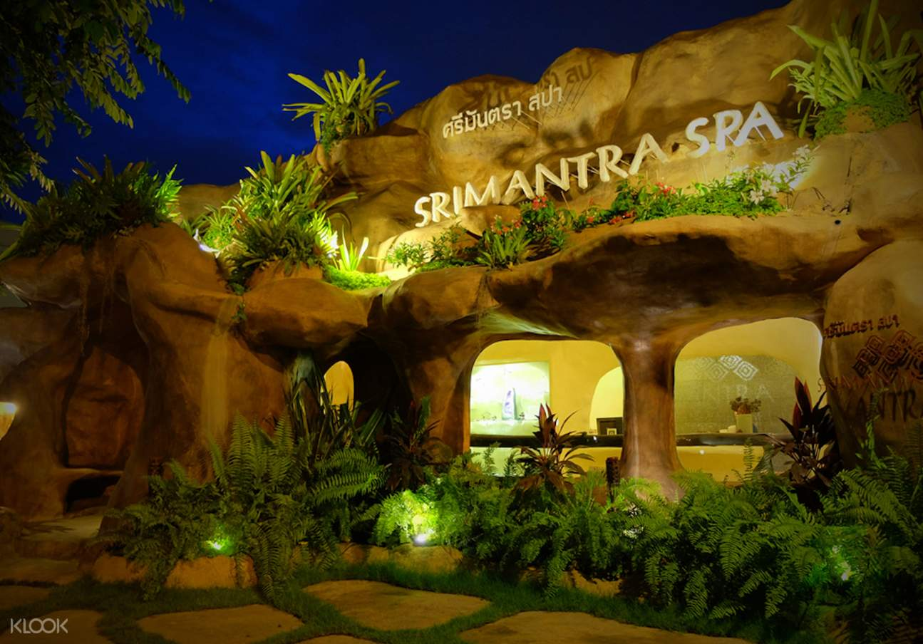 泰国 清迈 Srimantra Spa水疗体验