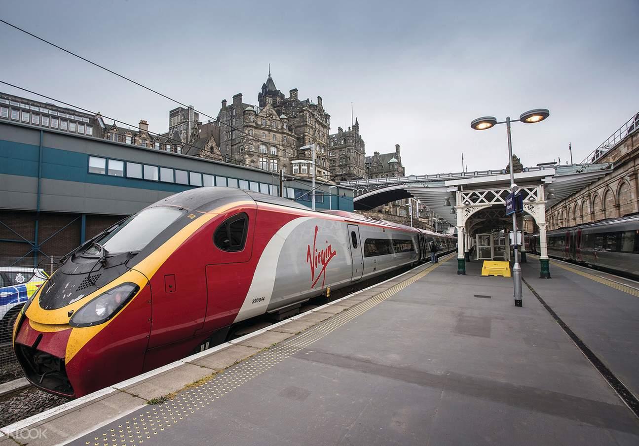 Edinburgh Rail Tour