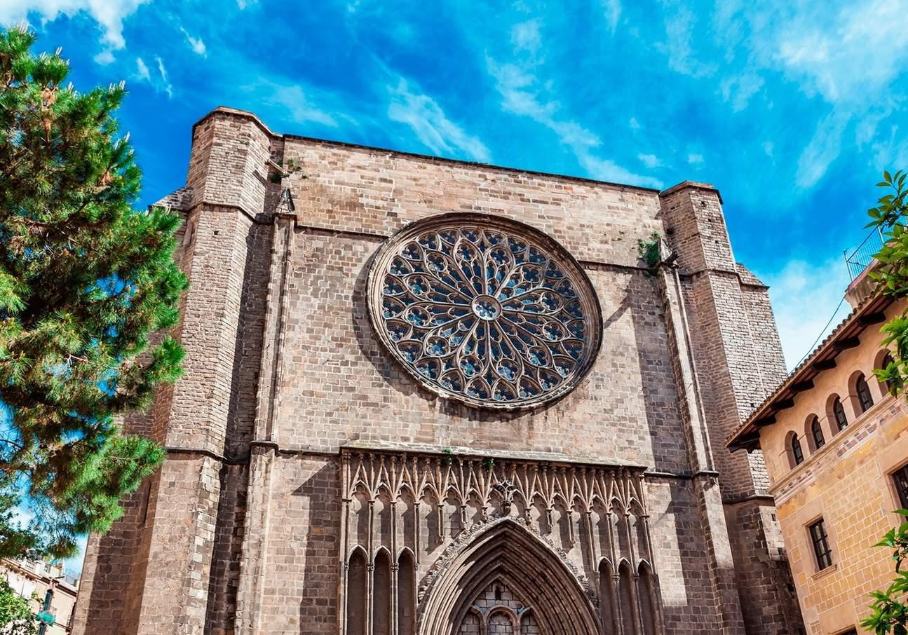 巴塞羅那市集,巴塞羅那美食,巴塞羅那Tapas,波蓋利亞市場,松樹聖母教堂