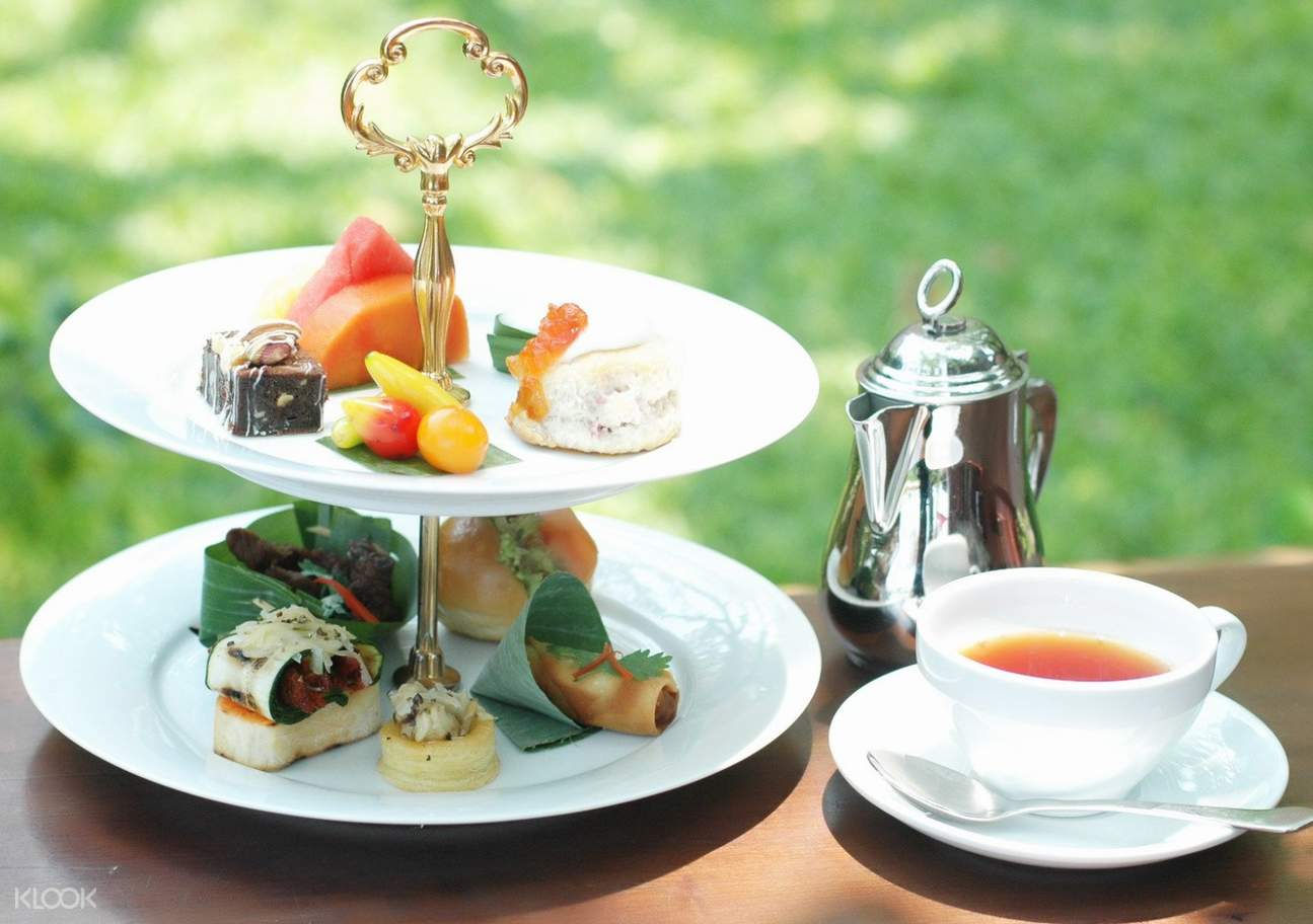 華欣凱悅飯店McFarland House下午茶