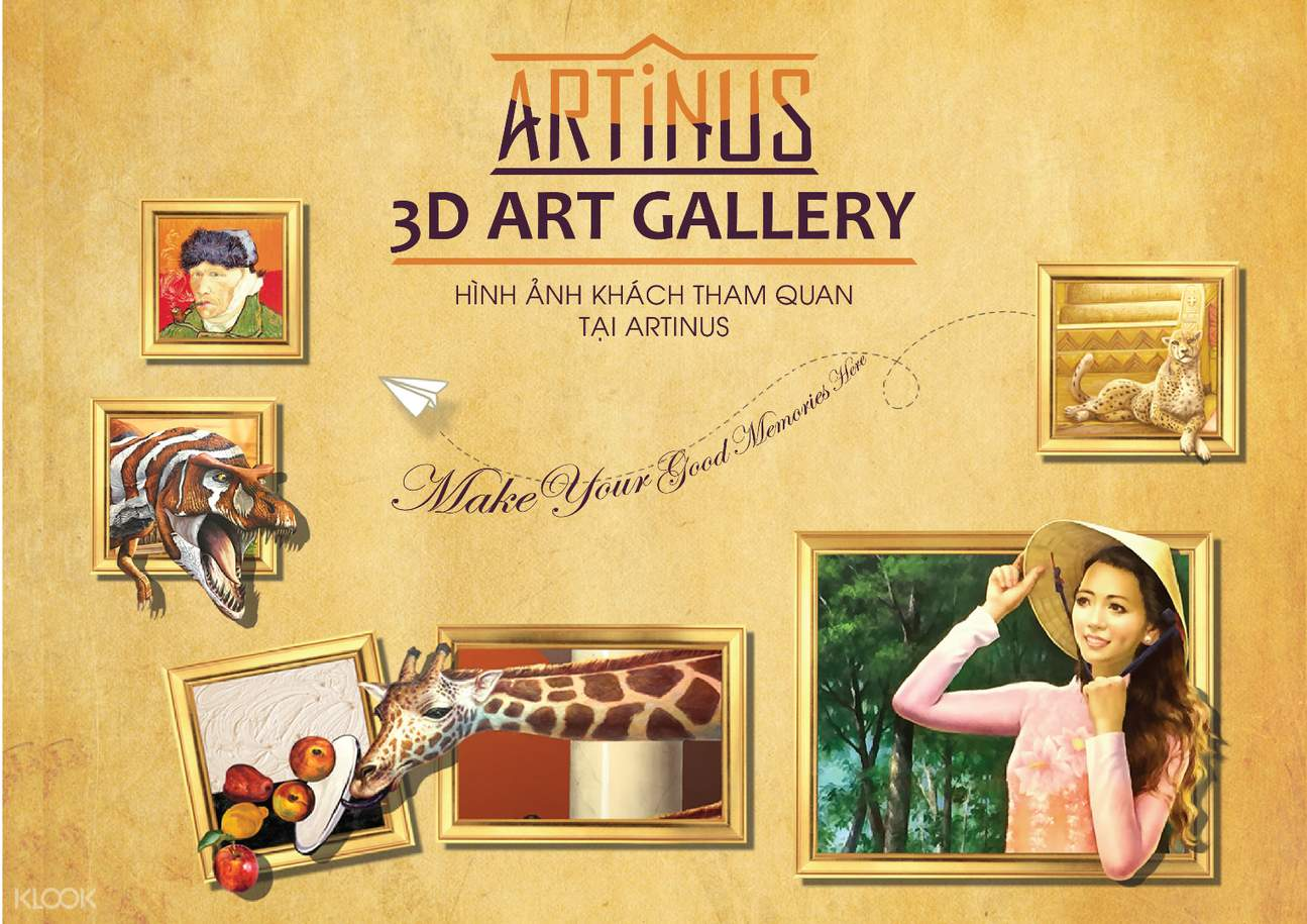 Artinus 3D Art Gallery