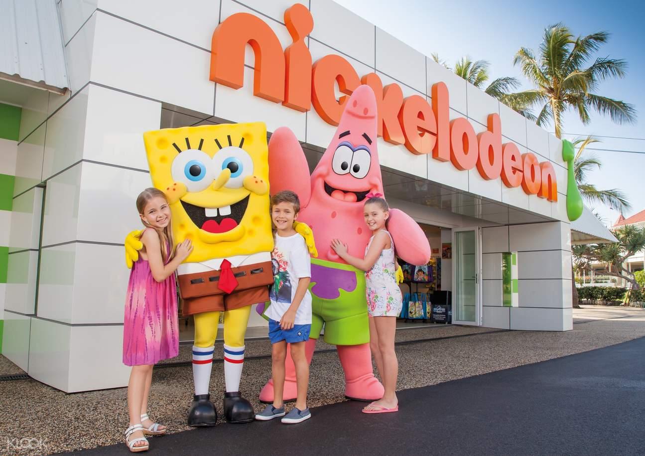 Nickelodeon meet and greet
