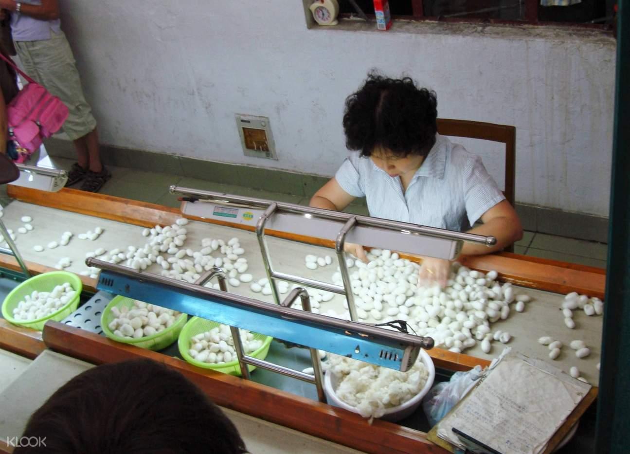 suzhou silk factory
