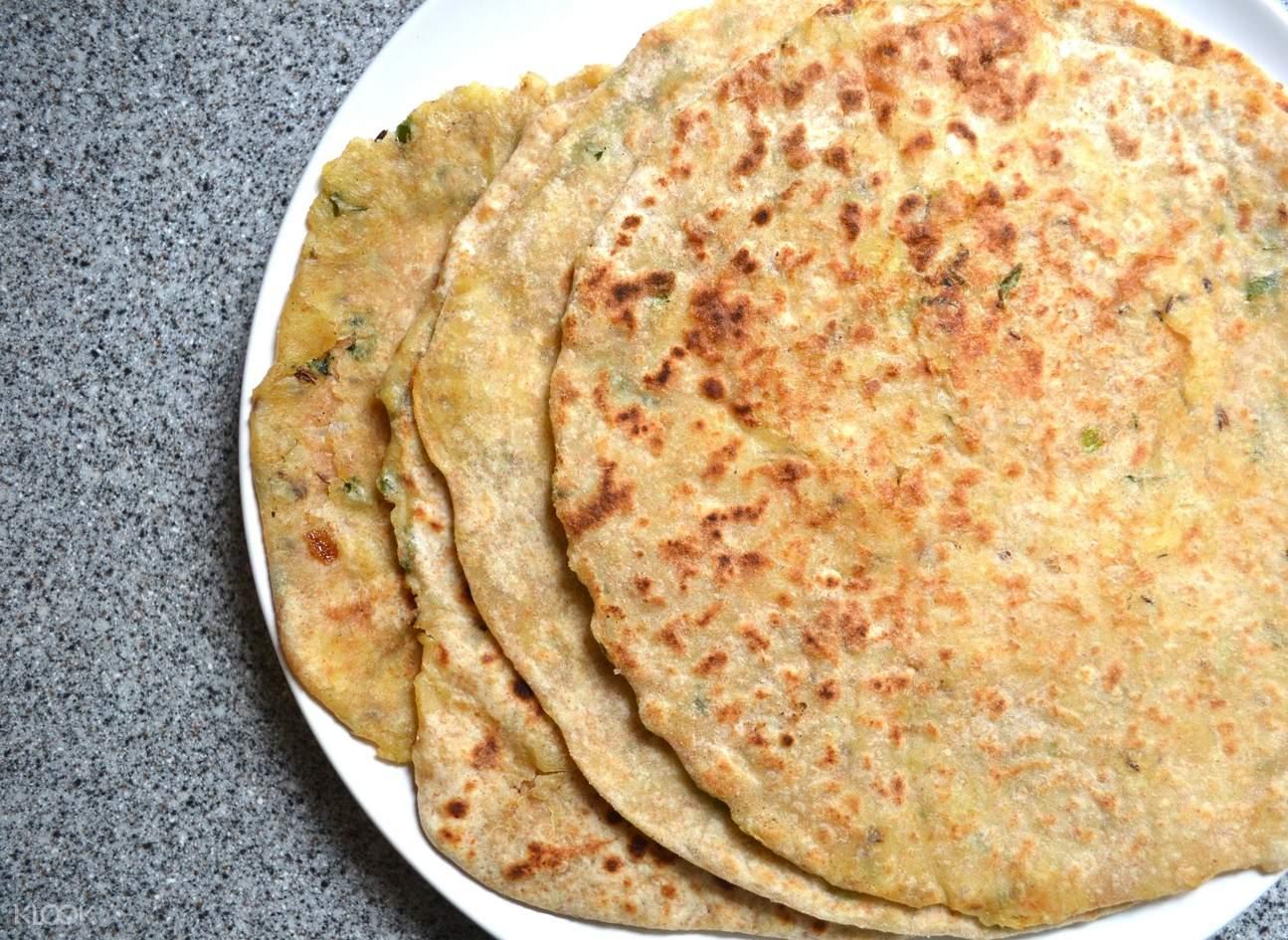 alu pratha煎餅