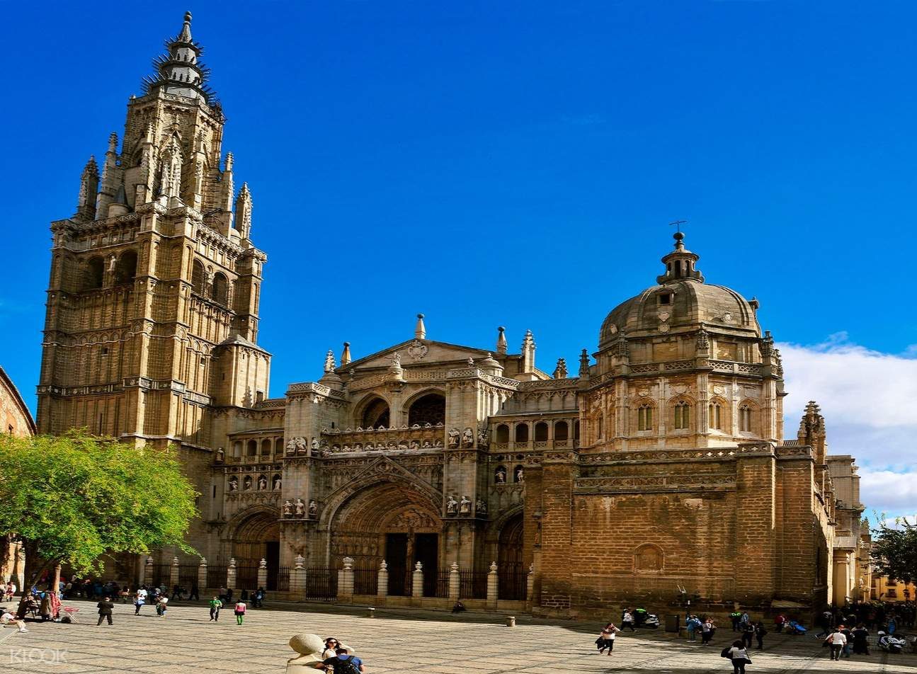 full day tours to toledo city from madrid
