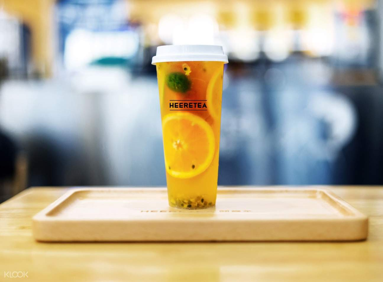 Four Season Tea at Heeretea in Causeway Bay