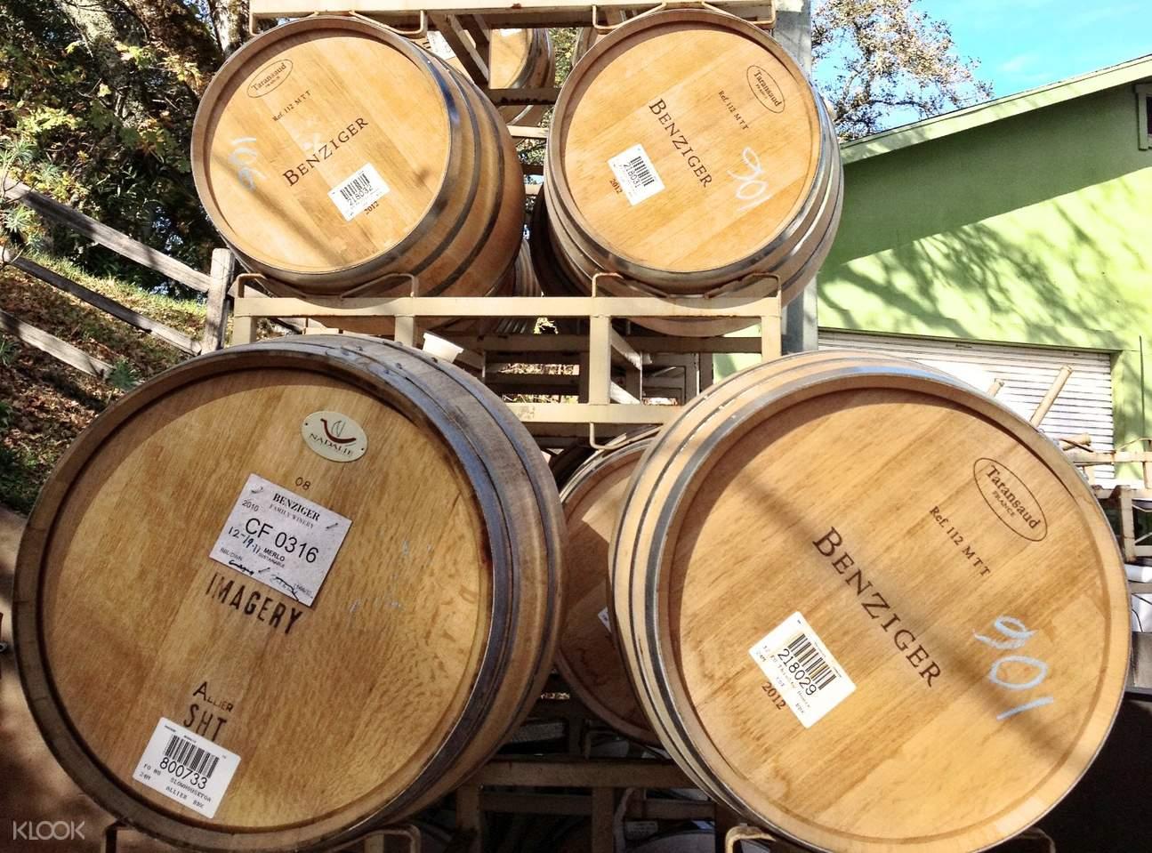 napa and sonoma wine tours