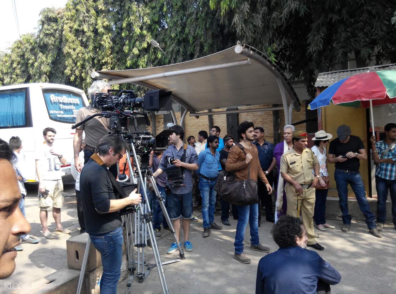 寶萊塢製片廠外景