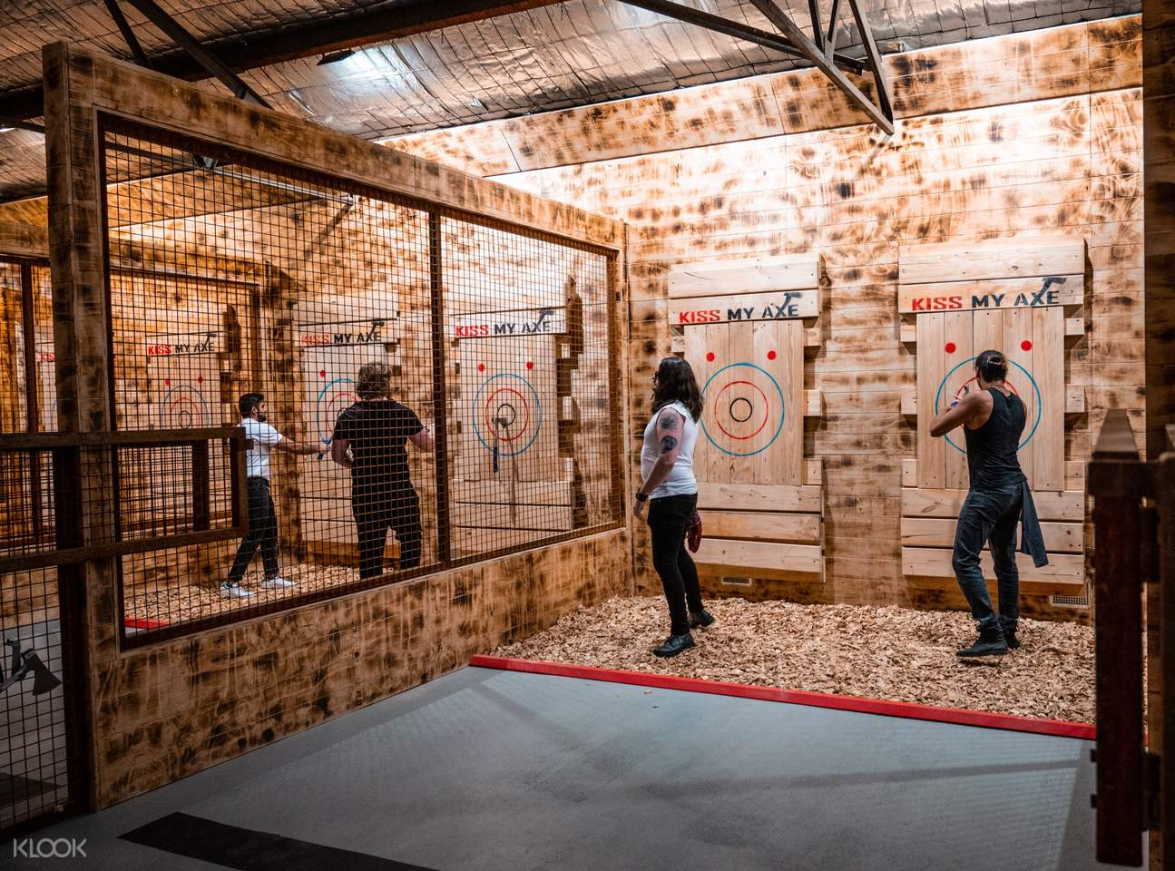 Axe Throwing Experience Sydney