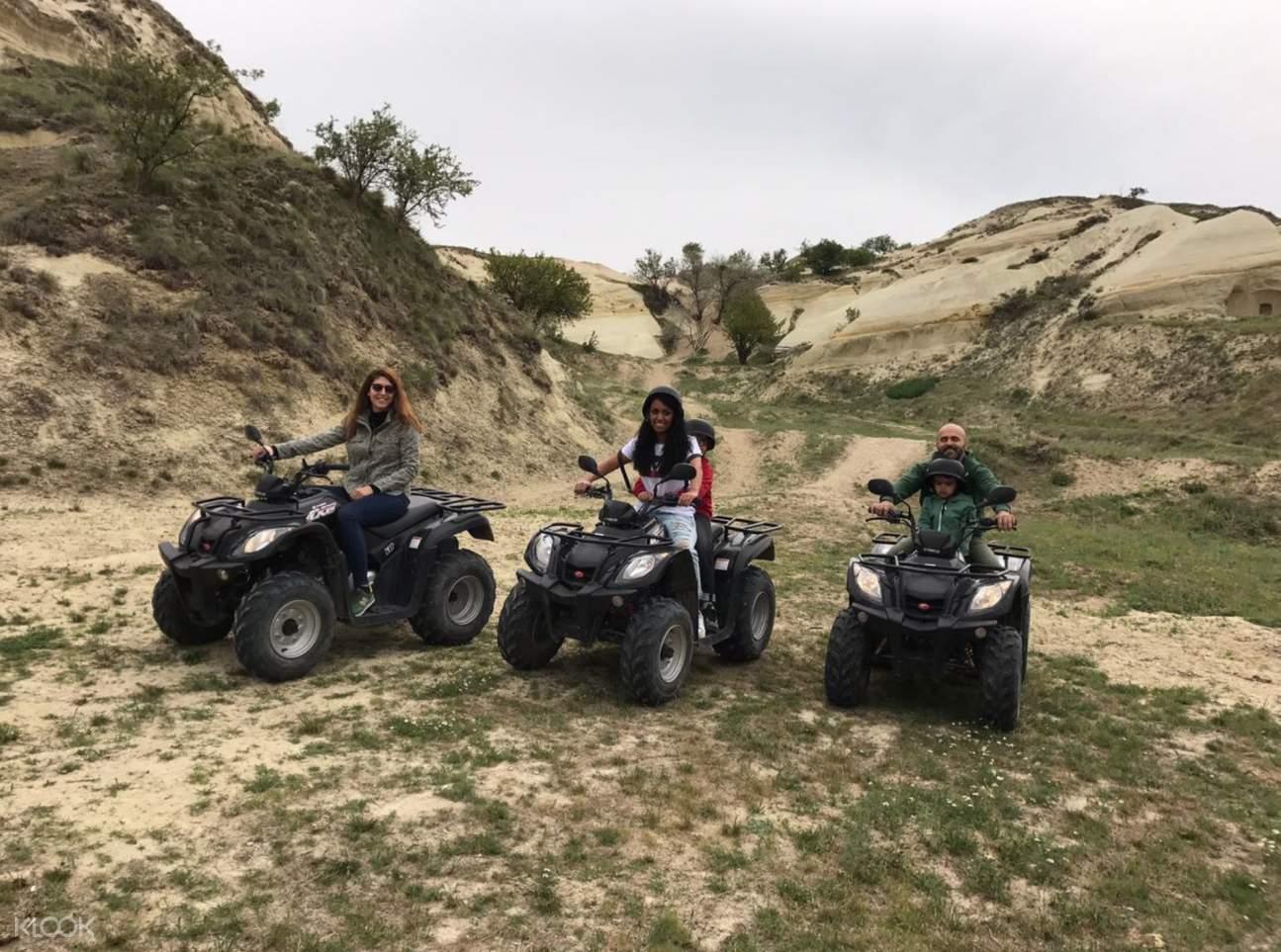 卡帕多奇亞越野車體驗