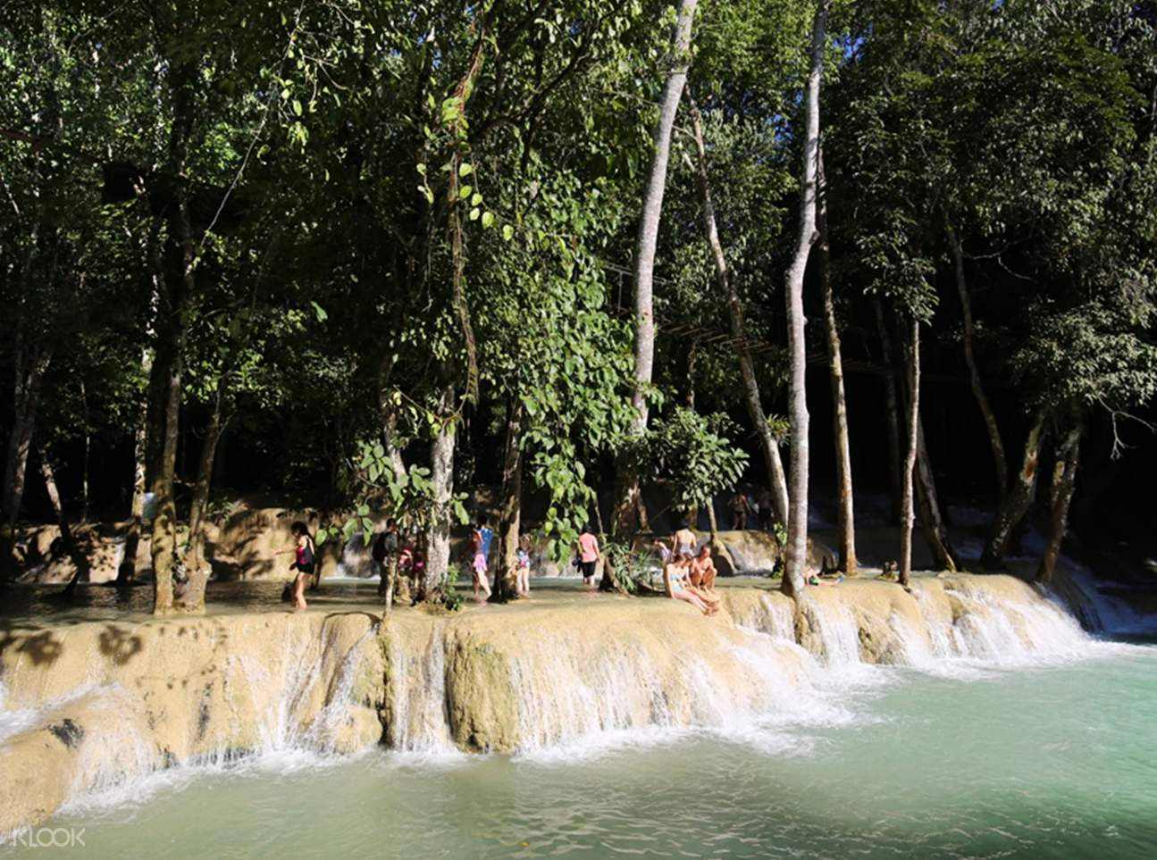 Tadsae Waterfall