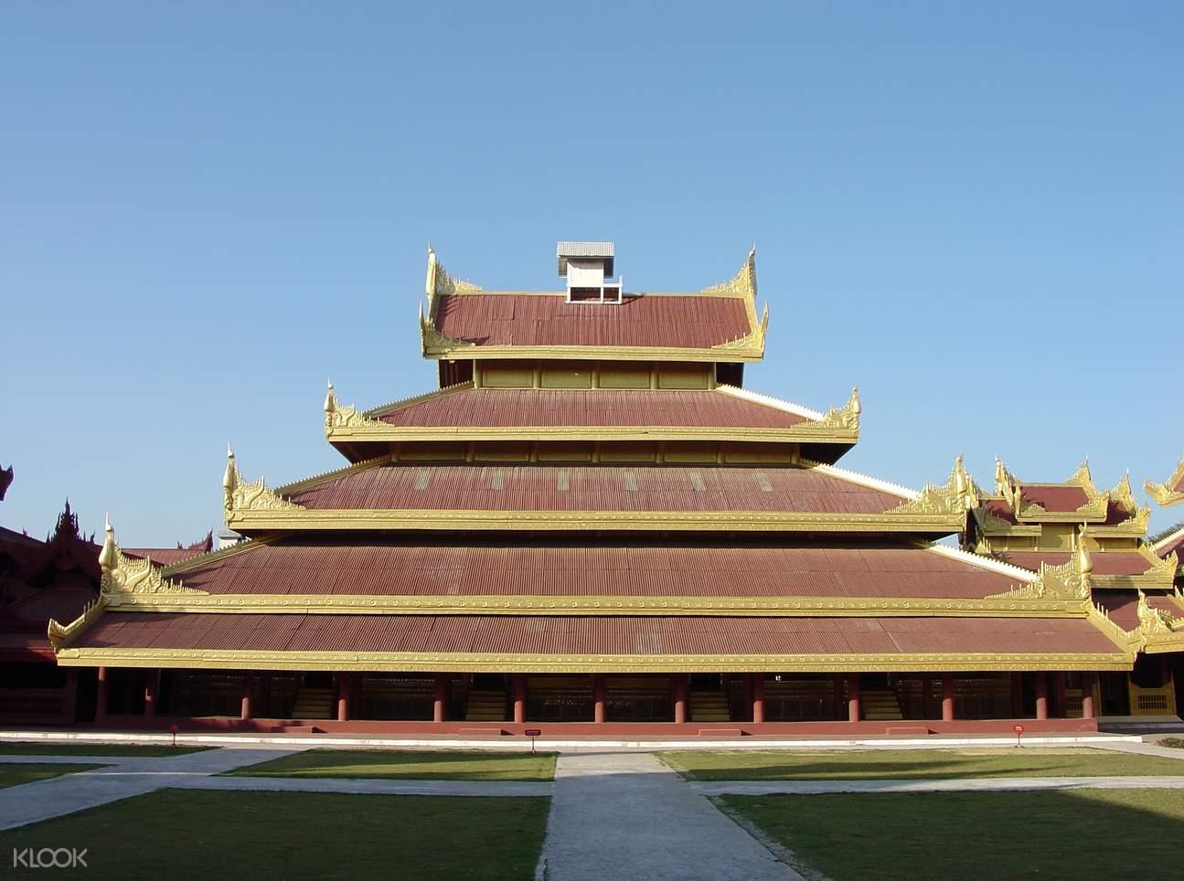 royal palace mandalay