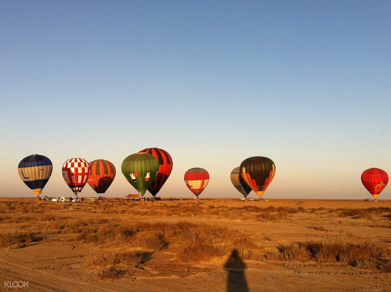 Goa Hot Air Balloon Flight - Klook
