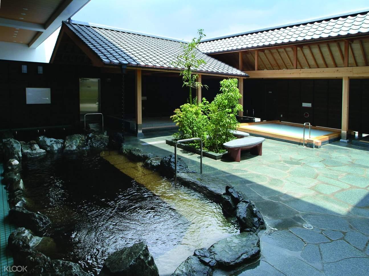 橫濱溫泉,橫濱滿天の湯,橫濱日式溫泉,橫濱溫泉體驗